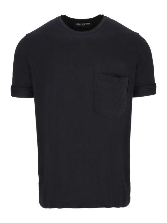 Neil Barrett Chest Pocket T-shirt