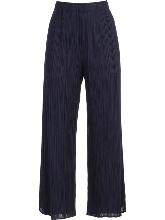 Pleats Please Issey Miyake Pants Cropped