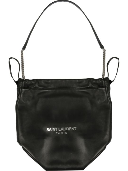 Saint Laurent Teddy Bucket Bag