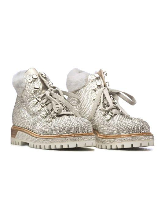 Le Silla Le Silla Crystals Ankle Boot