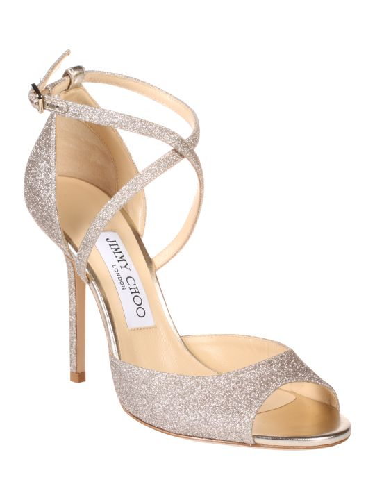 Jimmy Choo Emsy 100 Sandals