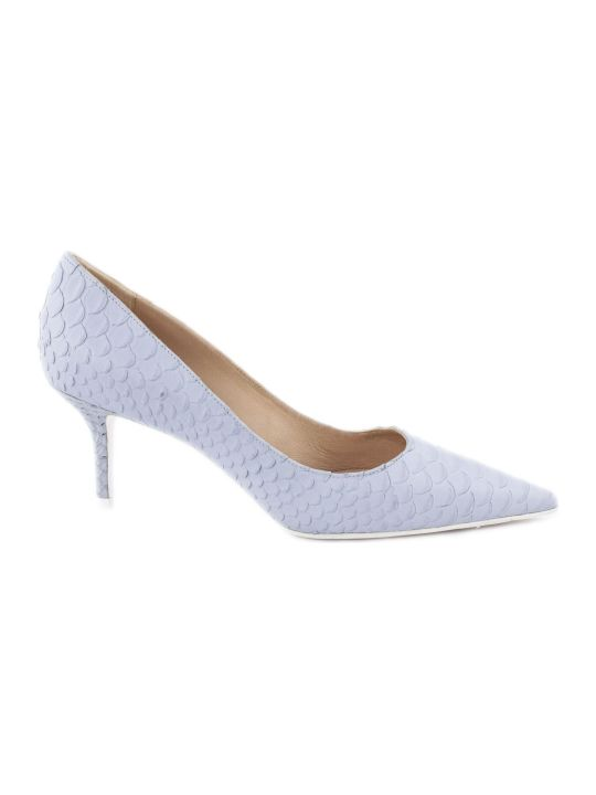 Roberto Festa Light Blue Firma Pumps