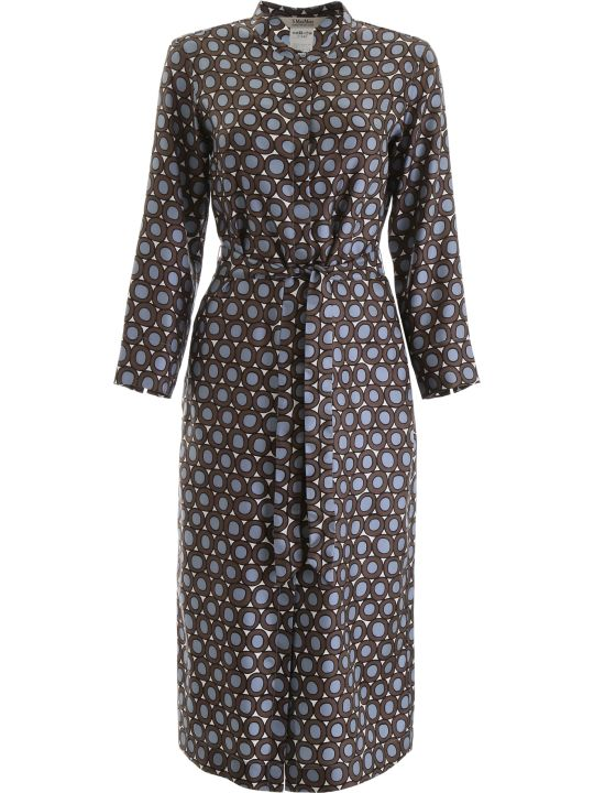 'S Max Mara Here is The Cube Printed Caftan