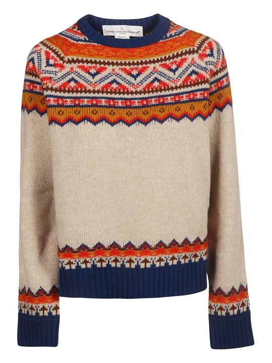 Golden Goose Round Neck Sweater