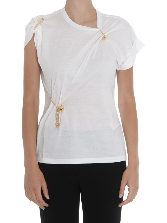 Versace Tshirt With Clip