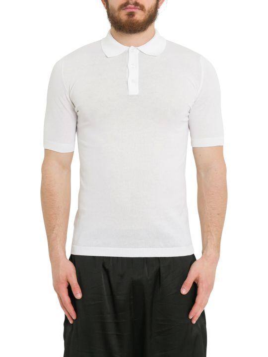Brian Dales Knitten Polo Shirt