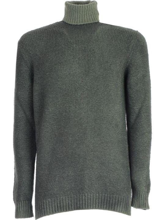 Avant Toi Sweater L/s High Neck Cotton