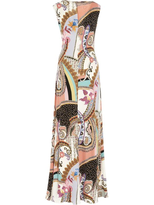 Etro 'patch Pochette' Dress