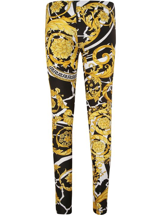 Versace All-over Print Trousers
