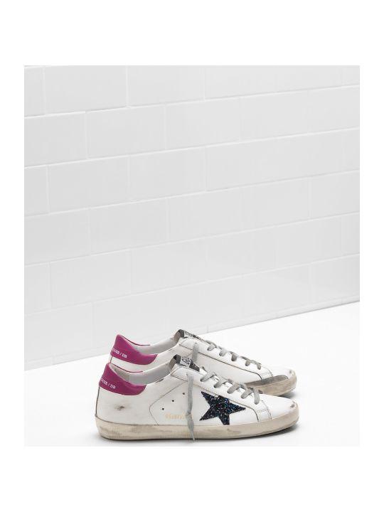 Golden Goose Sneaker Superstar Glitter