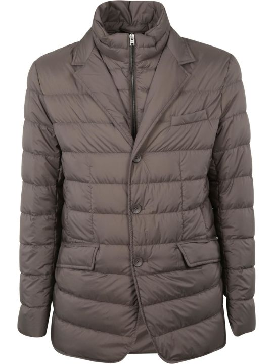 Herno Woven Padded Jacket