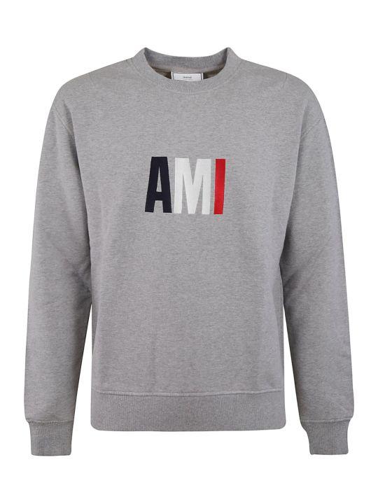 Ami Alexandre Mattiussi Initials Sweatshirt