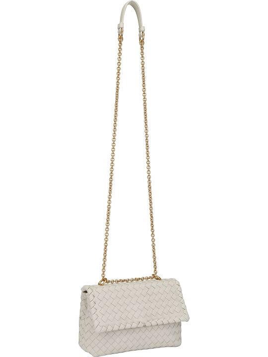 Bottega Veneta Baby Olimpia Shoulder Bag