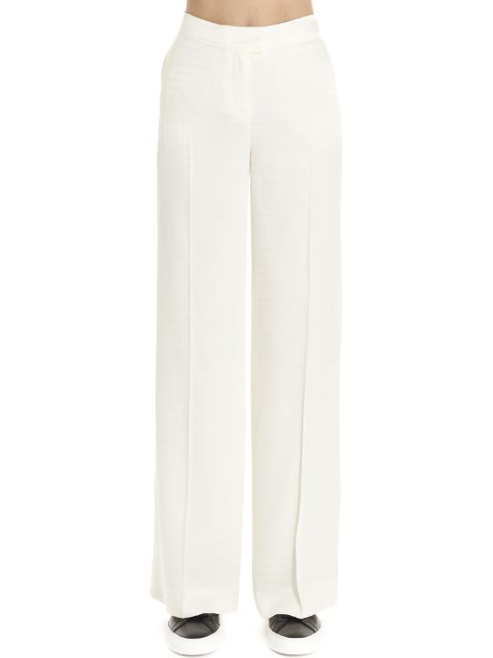 Karl Lagerfeld 'pied De Poule' Pants