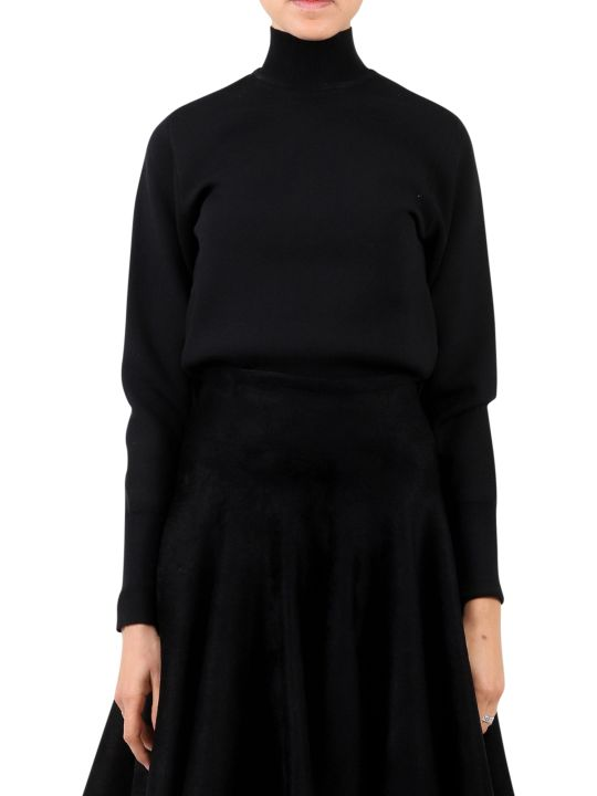 Alaia Black Turtleneck