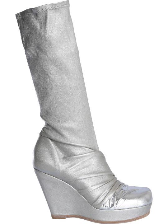 Rick Owens Draped Boots