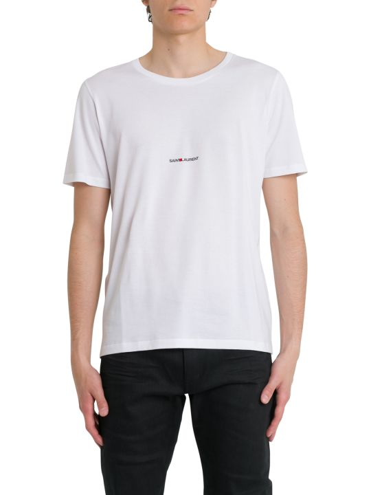 Saint Laurent Logo Tee