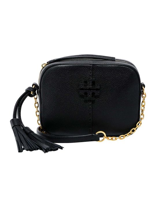 Tory Burch Mcgraw Camera Bag Shoulder Bag