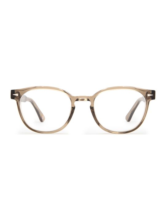 AHLEM Ahlem Rue De Charonne Smoked Light Glasses