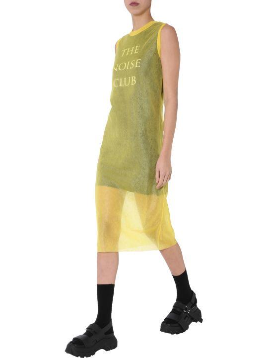 McQ Alexander McQueen Pencil Dress