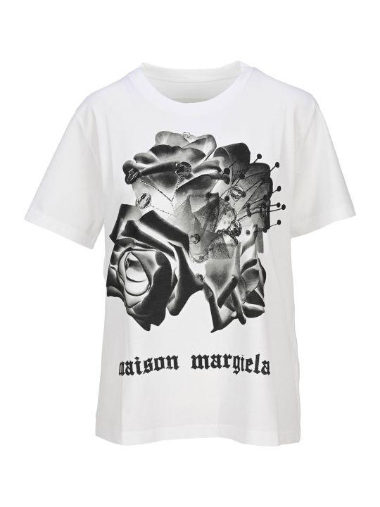 MM6 Maison Margiela Mm6 Printed T-shirt