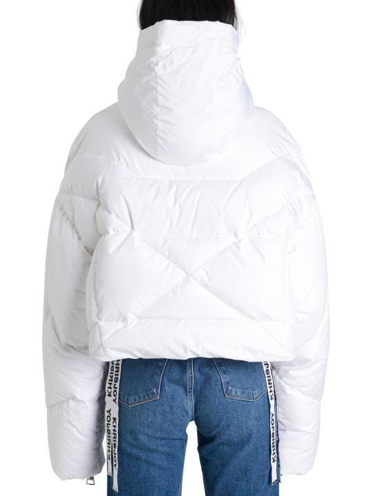 Khrisjoy Cropped Down Jacket