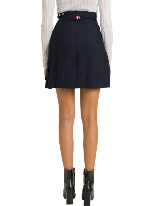 Thom Browne Super-high Waist Miniskirt