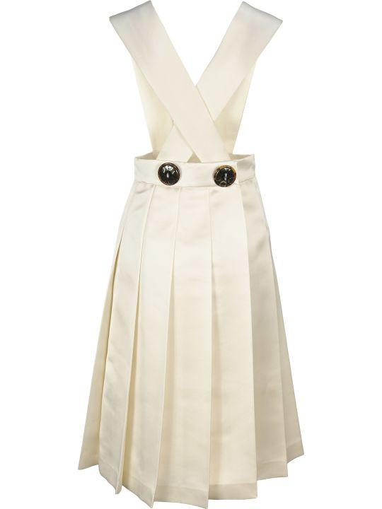 Miu Miu Pleated Dress