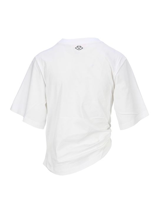 See by Chloé See By Chloe' Knotted T-shirt