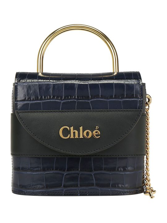 Chloé Small Abylock Padlock Bag