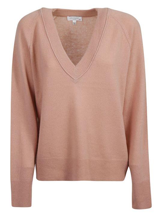 Equipment Madalene V-neck Sweater