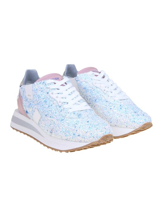 GHOUD Rush In Glitter Sneakers