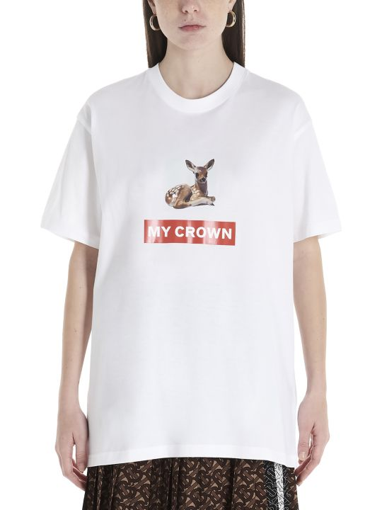 Burberry 'my Crown' T-shirt