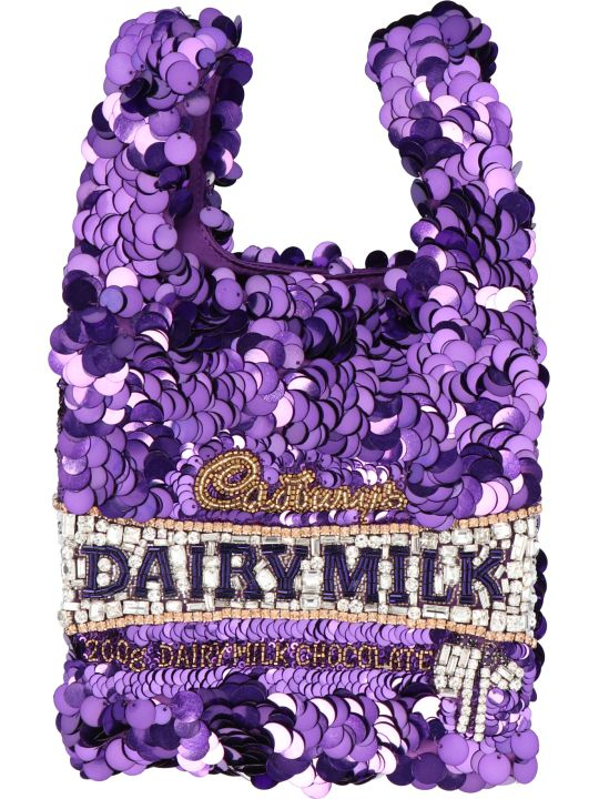 Anya Hindmarch 'anya Brands Dairy Milk' Bag