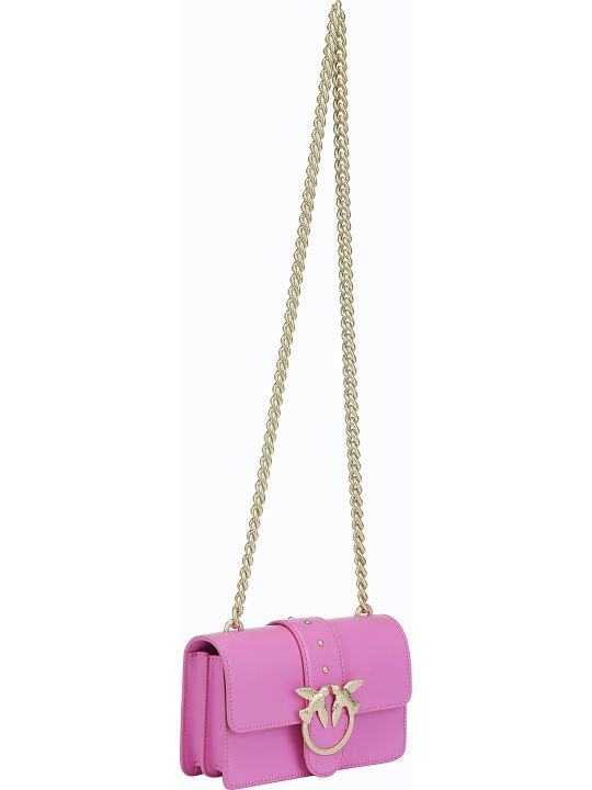 Pinko Mini Love Bird Shoulder Bag