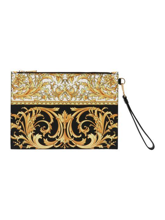 Versace 'barocco Heritage' Bag