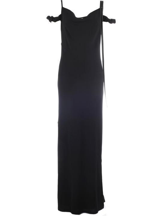 Loewe Off-the-shoulder Dress