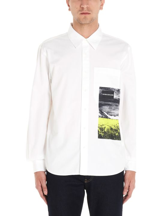 Calvin Klein Jeans 'photography' Shirt