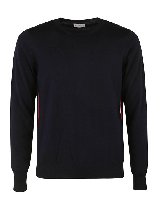 Moncler Side Striped Sweater