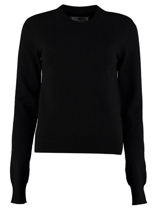 Maison Margiela Crew-neck Wool Sweater