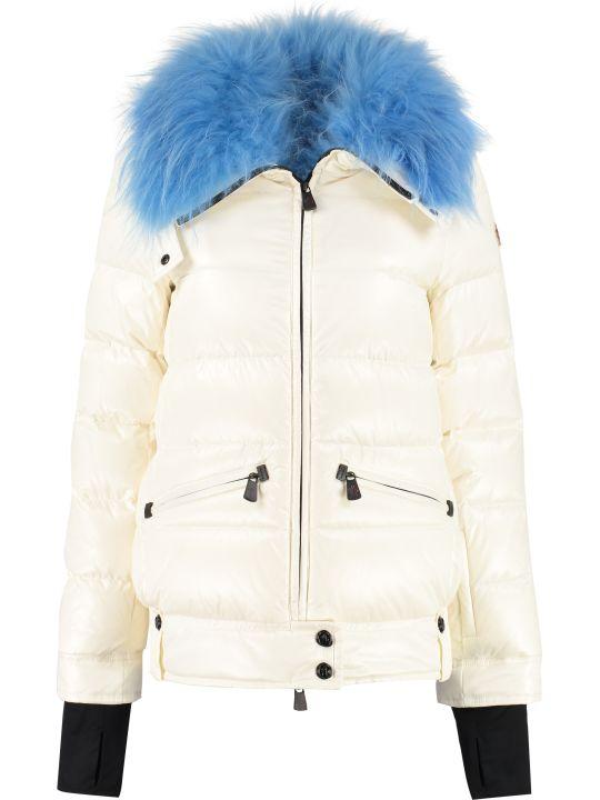 Moncler Grenoble Arabba Full Zip Padded Hooded Jacket
