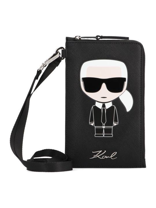 Karl Lagerfeld 'ikonik' Phone Holder