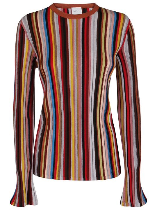 Paul Smith Multicolor Wool Jumper