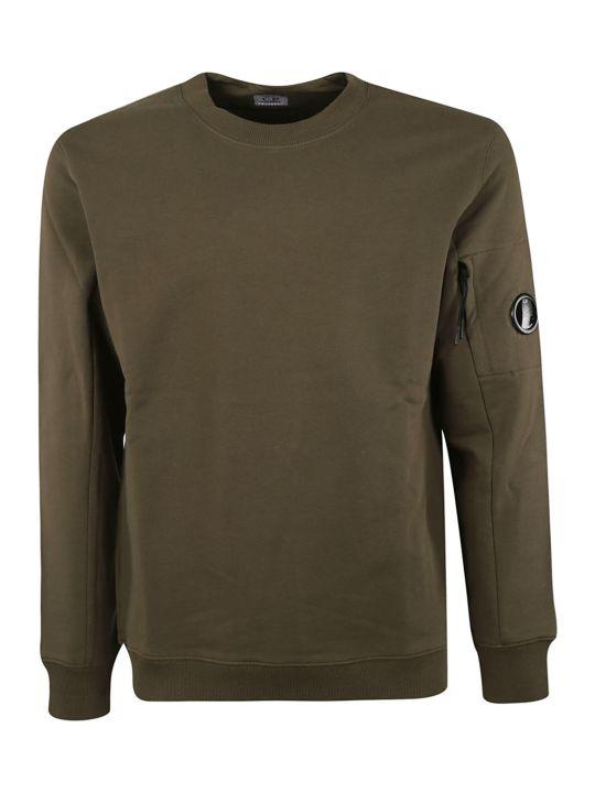 C.P. Company Slit Pocket Detail Sweatshirt