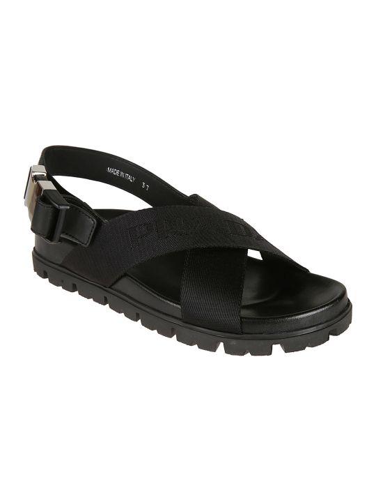 Prada Strappy Sandals