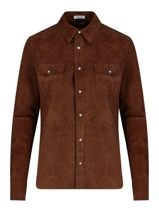 Parosh Western Shirt