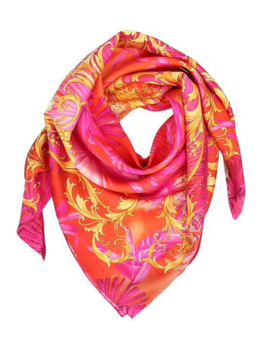 Versace 'jungle' Foulard