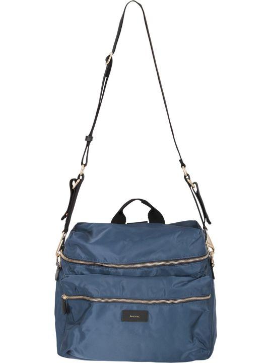 Paul Smith Junior Blue Babykids Changing Bag