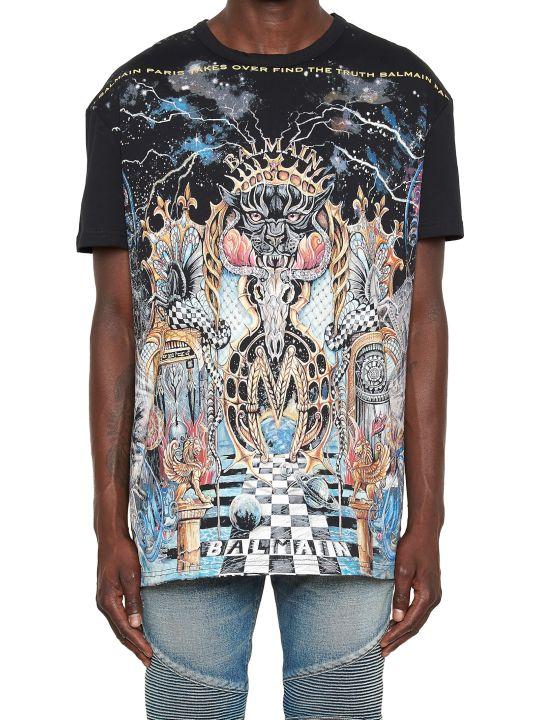 Balmain 'dangerous' T-shirt