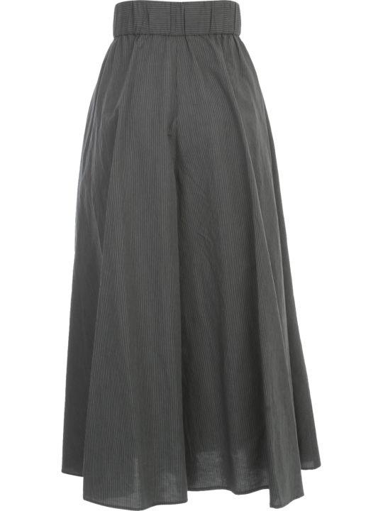 Aspesi Striped Skirt Pants